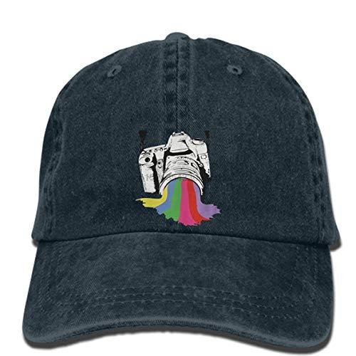 Hip Hop Baseball Caps Funny Men Hat Women Novelty Photographer Photographer Gift Cool Cap