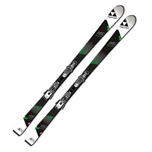 Ski Fischer Pro MTN Pulse SLR2 150cm Modell 2018 On Piste Rocker + Bindung RS9 (Fischer Ski Mountain)