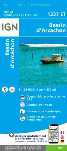 1337ET BASSIN D'ARCACHON par Collectif