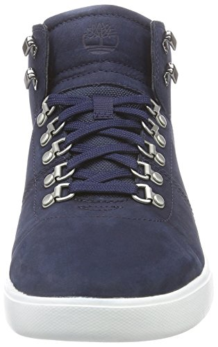 Timberland Groveton FTB_Groveton Hiker Herren Hohe Sneakers Blau (Blue)