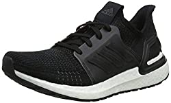 adidas Herren Ultraboost 19 m Laufschuhe, Schwarz (Core Black/Core Black/FTWR White Core Black/Core Black/FTWR White), 42 2/3 EU