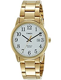 Timex Easy Reader Formals Analog White Dial Men's Watch - TW2R23600