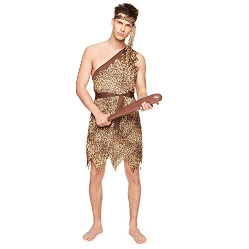 Caveman Costume by Kanival Costumes in three sizes