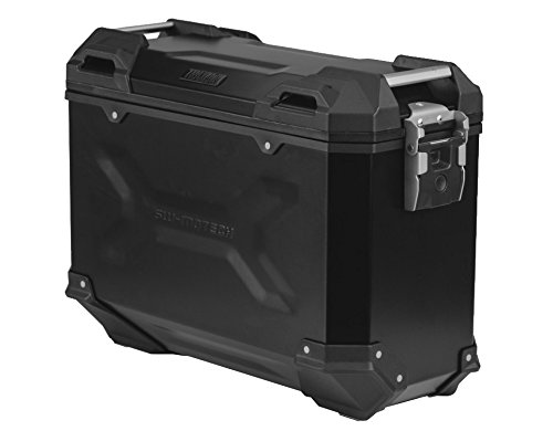 Preisvergleich Produktbild Koffer alu-box rechts Trax Adventure 37 L schwarze Gepäck