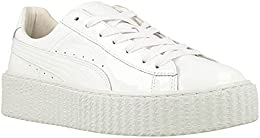 puma blanche creepers