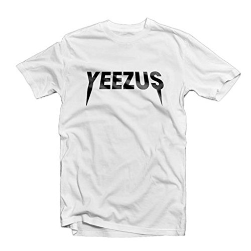 Hpyeed EP Apparel US New Unisex Yeezus Kanye West T-shirt Tour Concert