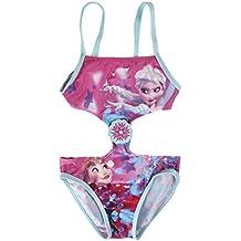 Frozen - Trikini para niña Elsa y Anna (4 ...