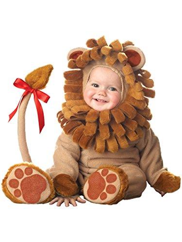 Costume Leone per neonato - Premium 0 à 6 mois