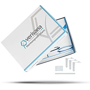 Verisana Hormonprofil Mann Östradiol, Progesteron, Testosteron, DHEA & Cortisol | Hormone Männer testen per Speicheltest