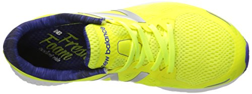 New Balance, Donna, Zante Yellow Purple, Tessuto tecnico, Running, Giallo Yellow/Purple