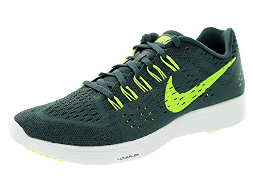 Nike Lunartempo, Chaussures de Running Femme Classic Charcl/Volt/Blk/White