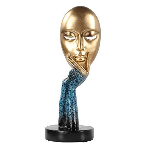 Wifehelper Estatua Pensador- Máscara Resina