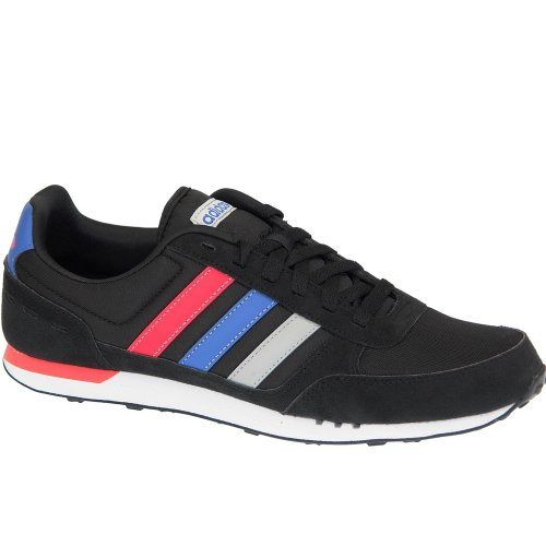 Adidas Neo City Racer black1/ligoni/infred black1/ligoni/infred