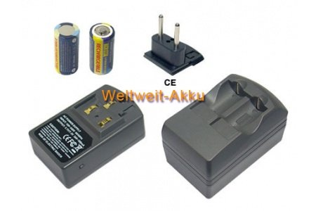 Ladegeräte + 2 Stück Akkus Ersatz für Olympus AM-100, BH941P (Ice-Cream Ma), C3000, ES7801S (Shaver), IX-20DLX, L5, OZ130, QM-4T, XB QD, Olympus AF/ AZ/ Accura/ Centurion/ IS/ Infinity/ LT/ Stylus/ Super/ Trip/ View/ u Serien Qm-serie