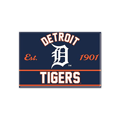 WinCraft MLB DETROIT TIGERS Metall Magnet - Miguel Cabrera Jersey