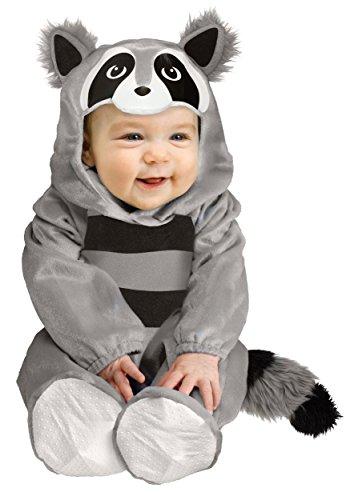 Unbekannt Baby-Kostüm Waschbär 12/24 Monate (Easy Access Kostüm)