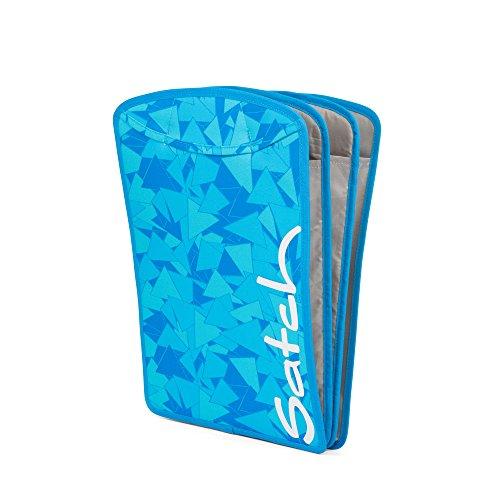Satch Zubehör Heftbox TripleFlex Blau 9G3 blau