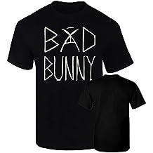 B & C Camiseta Bad Bunny Trap King Algodon 190grs