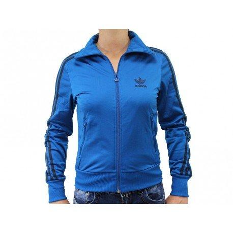 Adidas Firebird Herren Trainingsjacke 32 Bleu (bleu) (Adidas Firebird Jacke Blau)