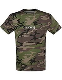 e97acfbaef Vans Easy Box T-Shirt Camouflage