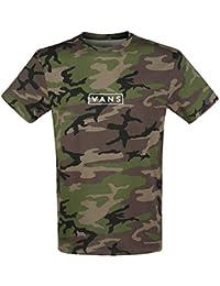Vans Easy Box Camiseta Camuflaje 284d1ea1d01