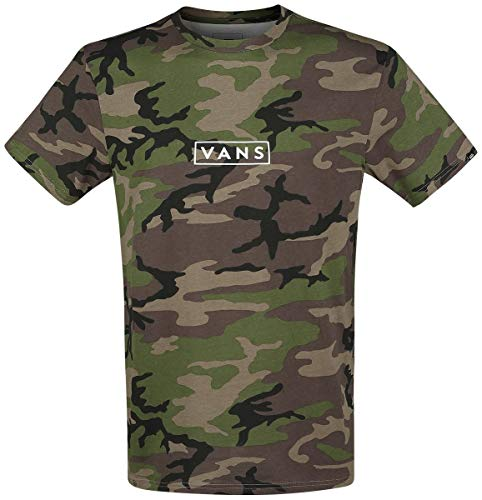 Vans Easy Box Camiseta Camuflaje