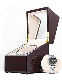 CHIYODA Bobinier de montre automatique - 8 Modes de vitesse avec moteur silencieux, plus grand espace intérieur pour le cadran surdimensionné