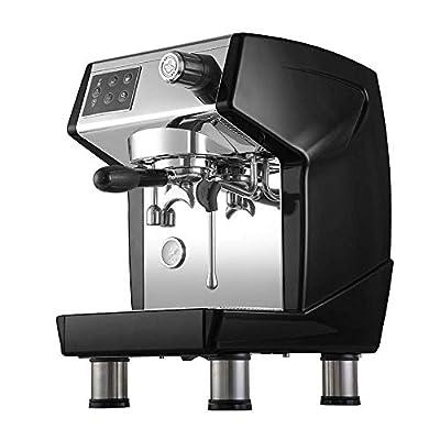 YJXUSHYQ Coffee Maker Italian Commercial Coffee Machine Fresh Grinding Semi-automatic Pumping Milk Tea Coffee Shop Equipment by YJXUSHYQ