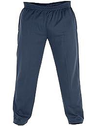 Pour Hommes Grand King Size Rockford Duke Neuf Gym Bas De Jogging Pantalon Décontracté Jogging