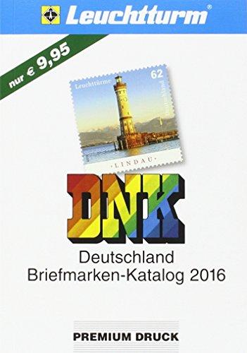 DNK - Deutschland Briefmarkenkatalog 2016