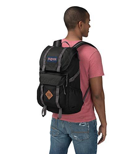 Best jansport backpack in India 2020 JanSport Javelina Laptop Backpack (Black) Image 3