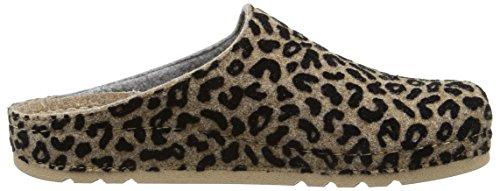 Rohde  6010 13,  Pantofole Donna Beige (Beige (Écru))