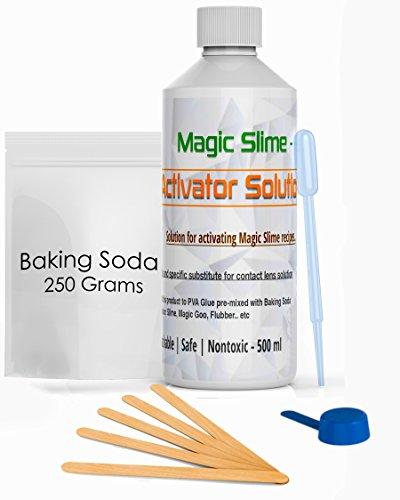 how to make slime activator borax