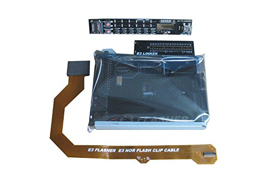 New für E3Nor Flasher E3Paperback Edition Downgrade Tool Kit für Flash Konsole E3-kit