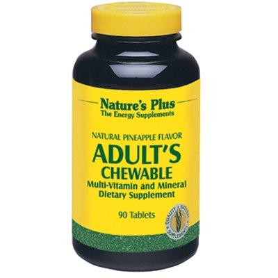 Natures Plus ADULT'S CHEWABLE 90