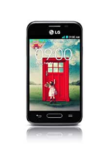 "LG D160 L40 3.5"" DUAL CORE ITALIA BLACK"