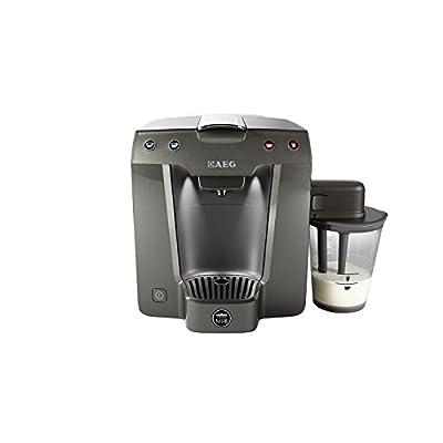 AEG LM5400-U Lavazza A Modo Mio Favola Cappuccino Coffee Machine by AEG