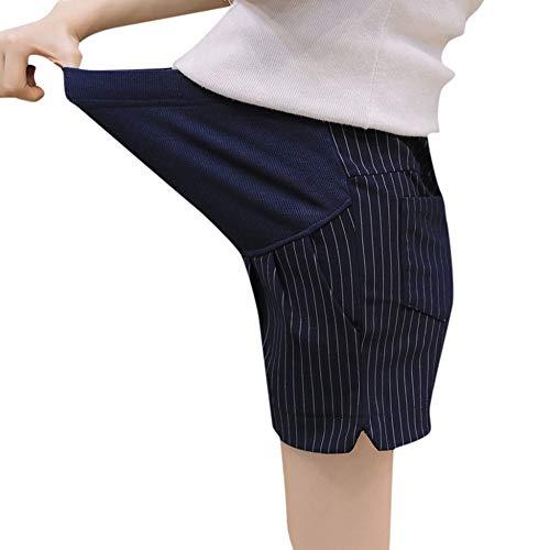Damen Umstandsmode Jeans Umstandsshorts Kurze Jeanshose Mutterschaft Umstandsjeans Schwangere Umstandsleggings 1/2 Leggings hochwertige Shorts Sommer Umstandshose Schwangerschafts Hosen