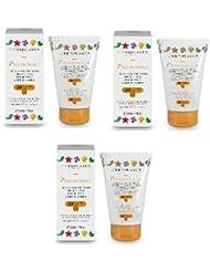 L'Erbolario–piccolosole Crème solaire Masque de protection pour le visage et pour le corps SPF30125ml–3...