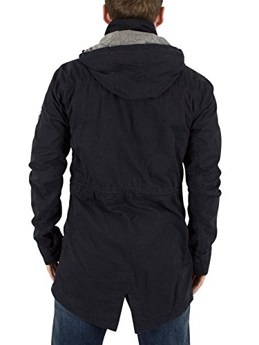 Superdry Parka Men ROOKIE DUTY PARKA Midnight - 3