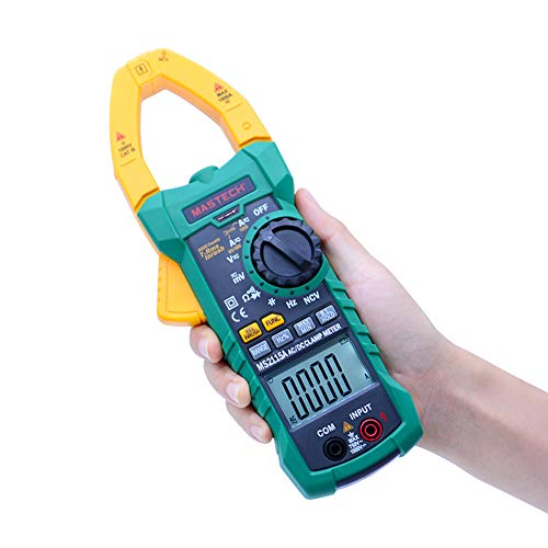 IDES Digitale Clamp Meter AC/DC 1000A Auto Range clamp Meter Multimeter gemessen clamp Current Meter Tester Power Clamp Meter