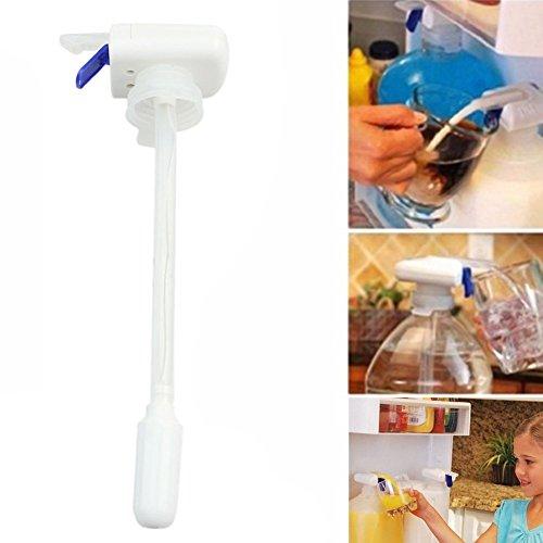 Magic Tap, Lionina Dispensador eléctrico automático de bebidas de agua, electrodomésticos, para bar, hogar, cocina, fiesta style 1 azul