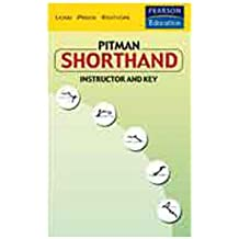 Pitman Shorthand Instructor and Key