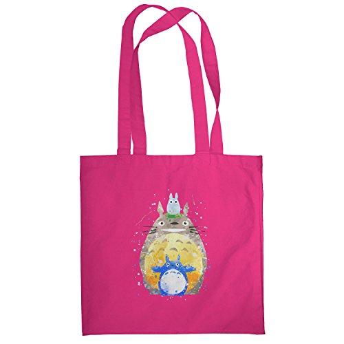 Texlab–Acquerello vicino–sacchetto di stoffa Pink