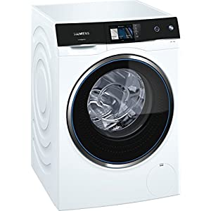 Siemens avantgarde WM14U840EU Waschmaschine / 10,00 kg / A+++ / 143 kWh / 1.400 U/min / Dosierautomatik iDos / WLAN-fähig mit Home Connect / Automatische Fleckenautomatik /