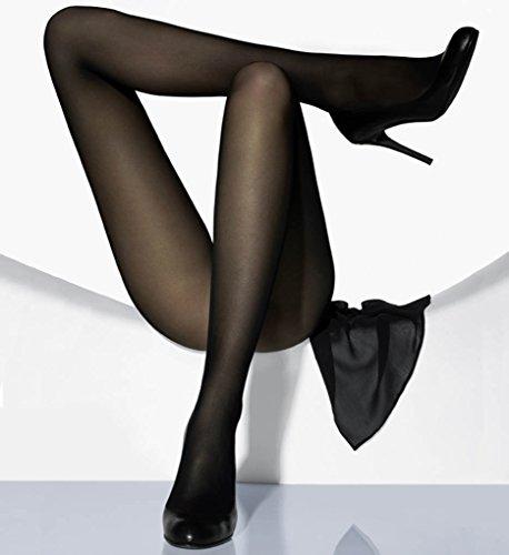 Wolford Damen Individual 20 20 DENIER black M (Wolford Feinstrumpfhose)