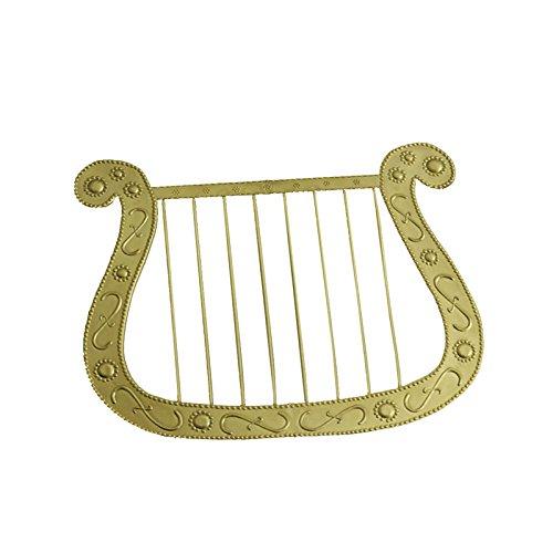 Unbekannt Aptafêtes–ac1806–Harfe Kunststoff