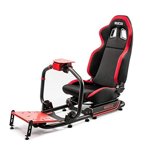 Sparco Evolve -R sim racing cockpit