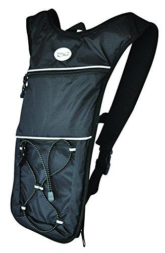 FuelBelt Altitude Hydration Pack Trinkrucksack, Black, OSFA, 0873855000606