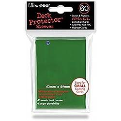 Ultra Pro 60 fundas de 62 x 89 verde
